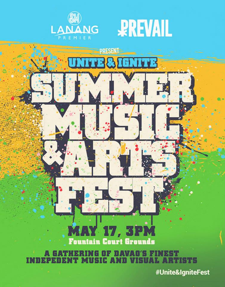 Summer Music and Arts Festival Davao