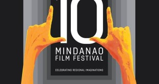 10th mindanao film festival poster december 3-9 2014 gaisano mall davao