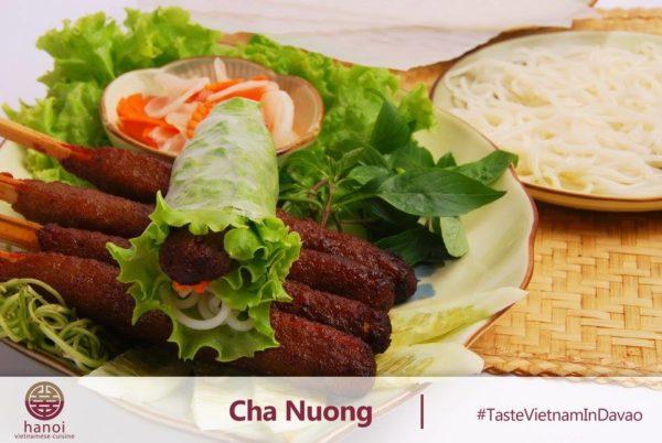 cha nuong at hanoi davao