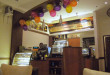 Coffee Dream's vibrant counter at SM City Davao