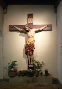 Jesus at the Cross