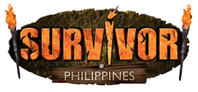 Survivor Philippines logo -- taken from www.survivorphilippines.tv for identification purposes only