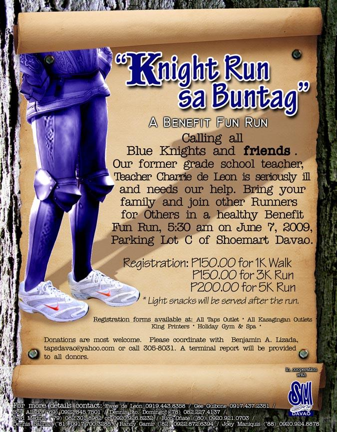 Knight Run poster