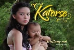 Katorse, starring Erich Gonzales on ABS-CBN