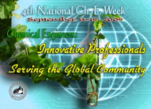 PIChE Chemical Engineering Week