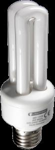 tubular-type compact fluorescent lamp