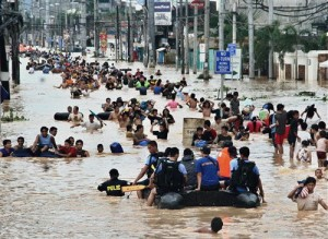 Ondoy flood