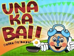 Una Ka Bai, Una sa Balita (image from the show's Facebook account)