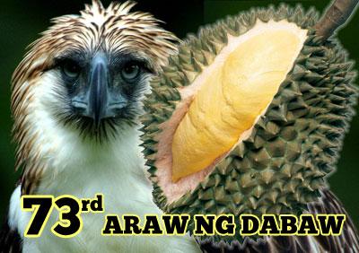 Happy 73rd Araw ng Dabaw!