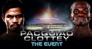 Pacquiao Clottey: The Event
