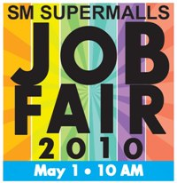 SM Supermalls Job Fair 2010