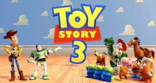 Toy Story 3: Showing in 3D on June 17, 2010