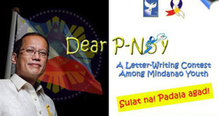 Dear P-Noy Letter Writing Contest