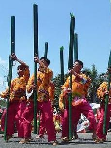 kadayawan dancing