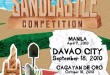 Sanuk Sandcastle Competition