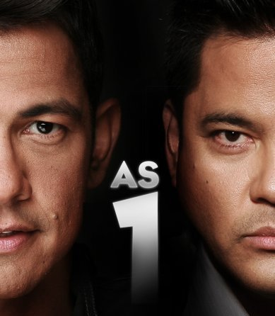As 1 Concert With Martin Nievera and Gary Valenciano. October 28, 2010 (Thursday) at Holy Cross of Davao Gym