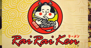Rai Rai Ken at Gaisano Mall of Davao