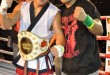 Master Steve Grandeza World Kickboxing Federation Super Welterweight World K1 Champion