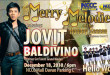 Jovit Baldovino in Davao
