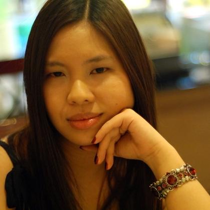 Ria Jose: Diyosa Blogger and owner of Life With Ria (www.riajose.com)