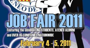 Ateneo Job Fair 2011