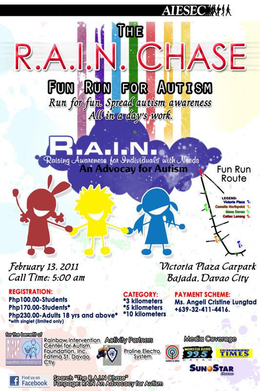 Fun Run for Autism