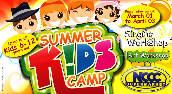 NCCC Summer Kids Camp