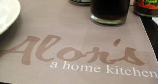 Alor's, A Home Kitchen