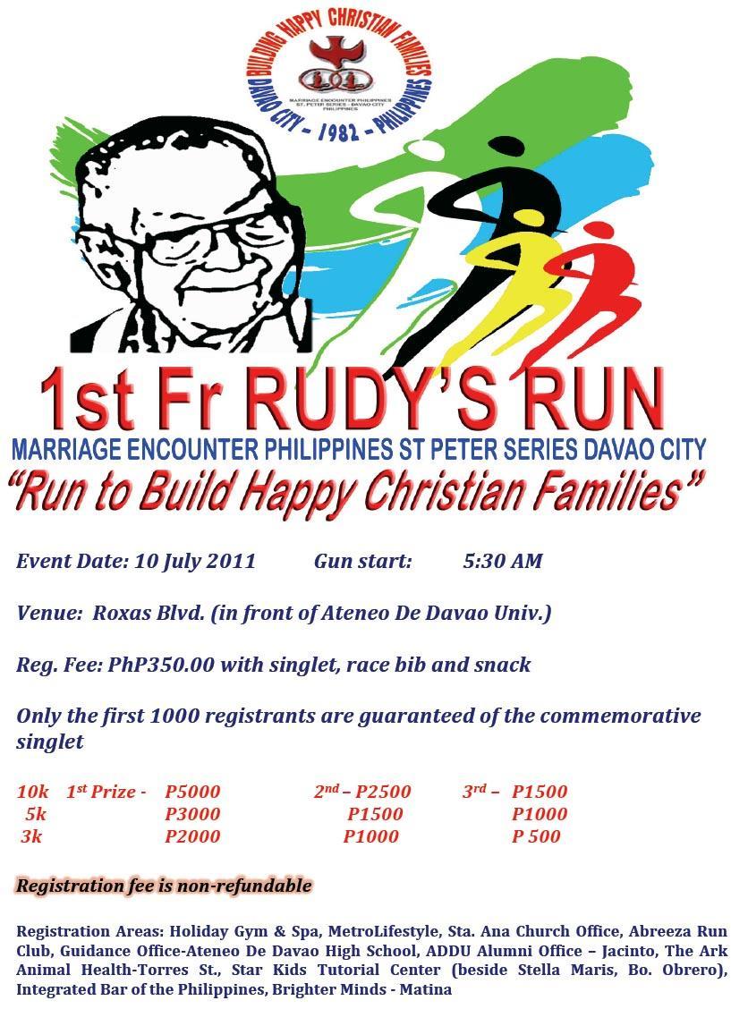 Fr. Rudy's Run