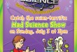 Mad Science Show at SM Davao