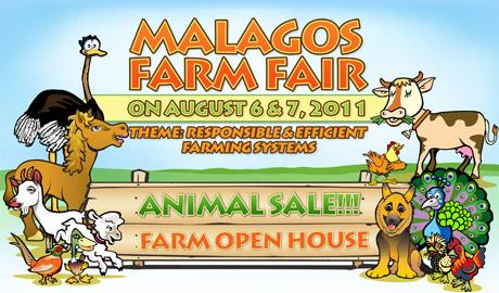 Malagos Farm Fair 2011 on August 6-7, 2011 at the Malagos Garden Resort. Get the chance to own farm animals through their open house sale.