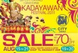 Kadayawan Sale at SM Davao