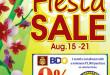 NCCC Kadayawan Fiesta Sale