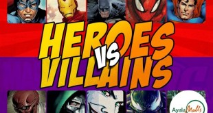 Abreeza Mall Halloween Party - Heroes vs. Villains on October 29, 2011 (cut shot)