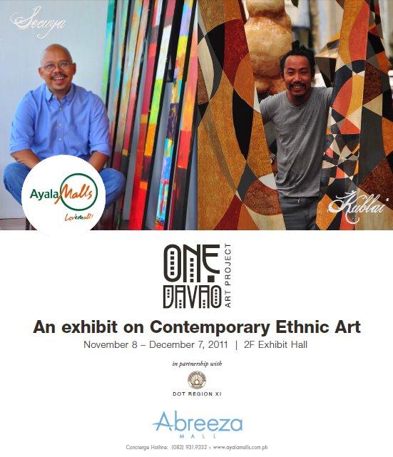 One Davao: An Exhibit on Contemporary Ethnic Art - DavaoBase