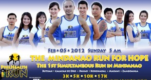 PhilHealth Run in Davao