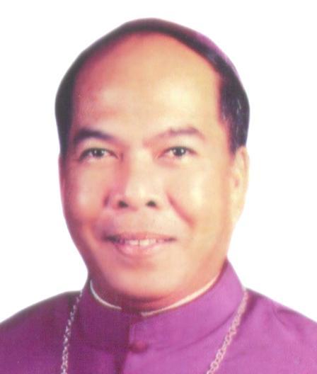 Archbishop Romulo Valles