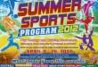 Summer Sports Program 2012