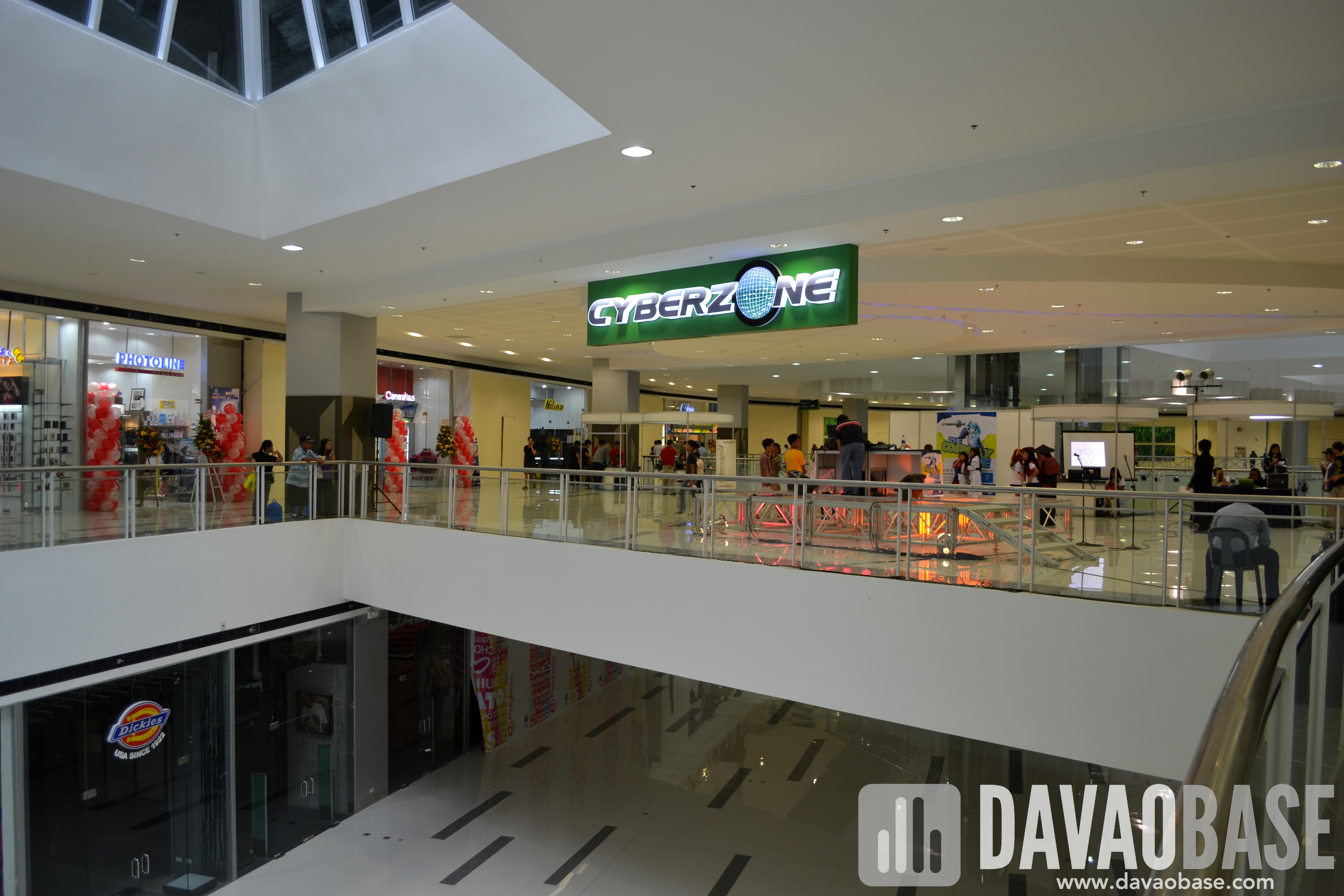Cyberzone at the 2nd Floor of The Annex at SM City Davao