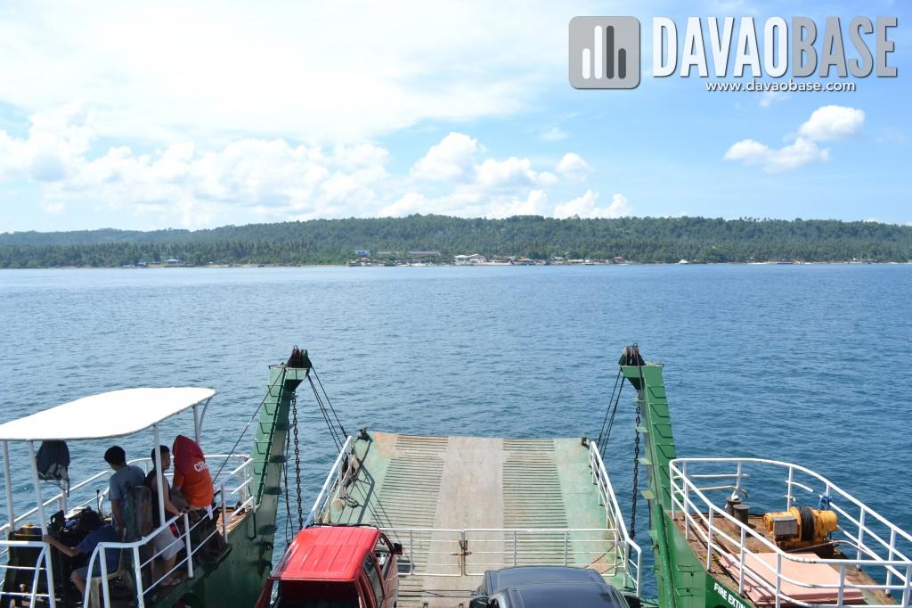 Samal barge