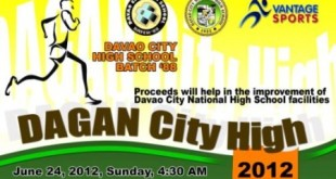DAGAN City High race