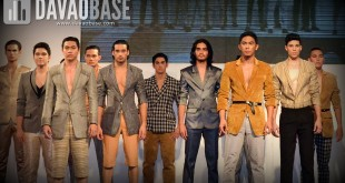 Mensweek Fashion Show at Abreeza