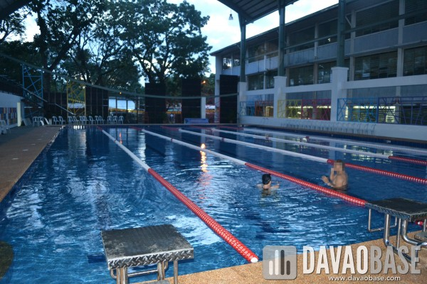 Ateneo De Davao University 39 S Swimming Pool And Rubberized Sports Track Davaobase