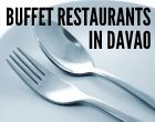 Search for buffet restaurants in Davao City