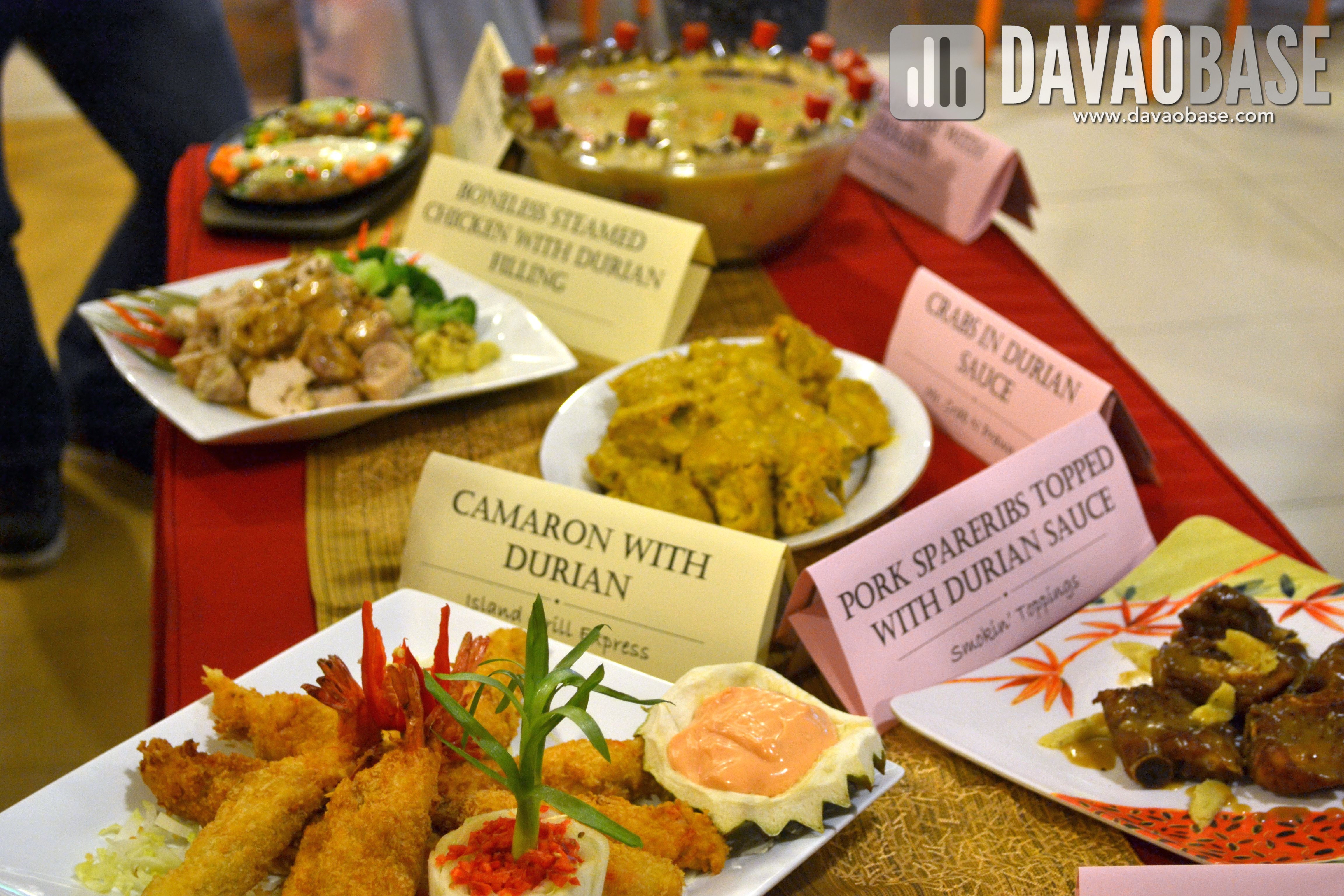 Kadayawan Feast of Flavours in SM City Davao Foodcourt