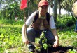 Chito participated in Trees Brew Life, a nationwide treeplanting project by San Miguel Brewery Inc.