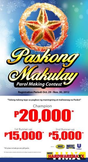 Christmas Parol Contests In Davao Malls Davaobase