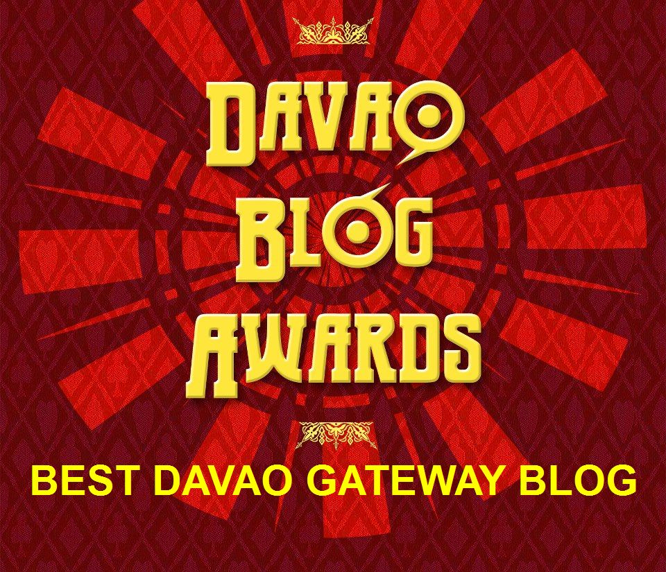 DavaoBase.com Chosen as Best Davao Gateway Blog