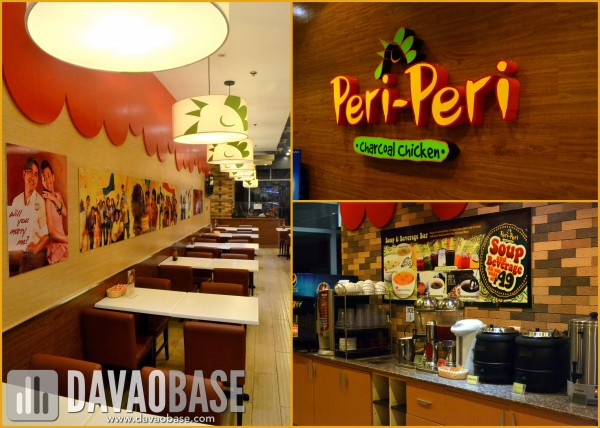 Peri-Peri Charcoal Chicken at SM City Davao The Annex