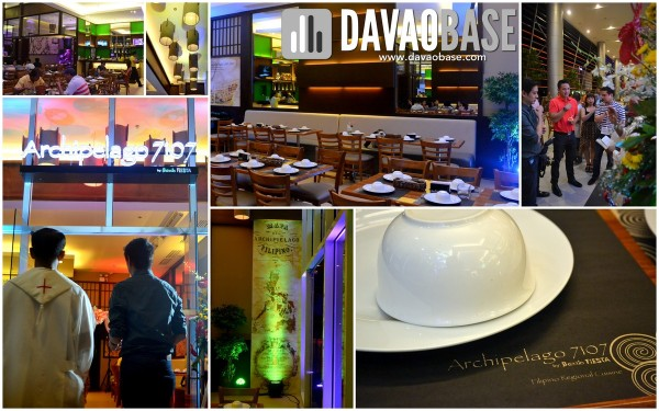 Archipelago 7107 by Barrio Fiesta recently opened at SM Lanang Premier